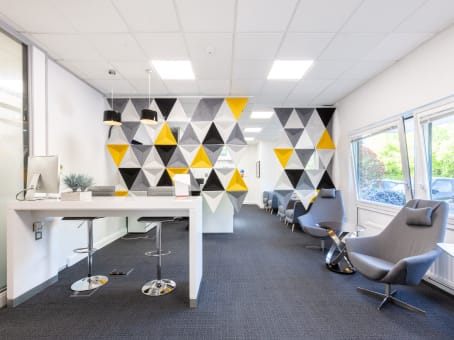 Regus - Oxford Business Park