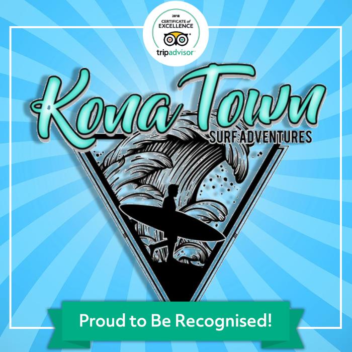 Kona Town Surf Adventures