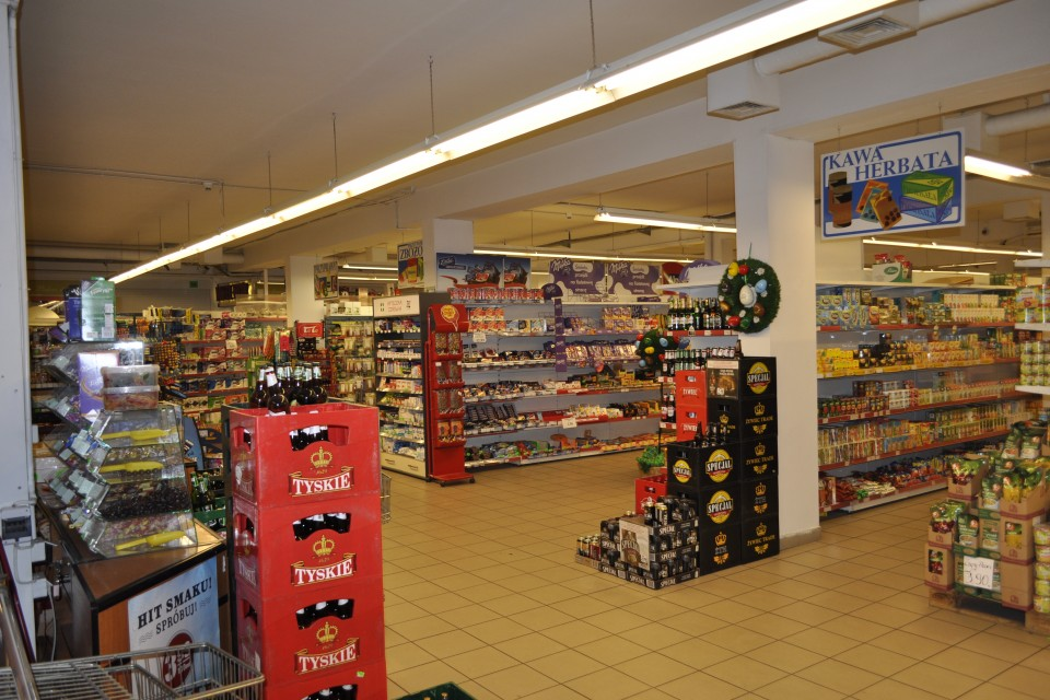 Centrum Handlowego Kaszebe
