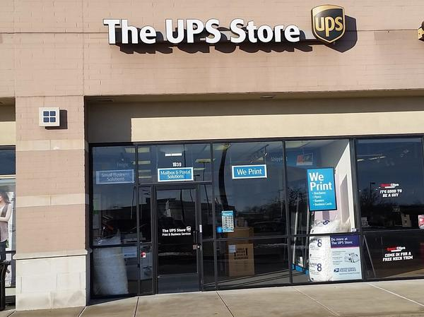 The Ups Store Wentzville Shipping Packing Printing And Mailboxes