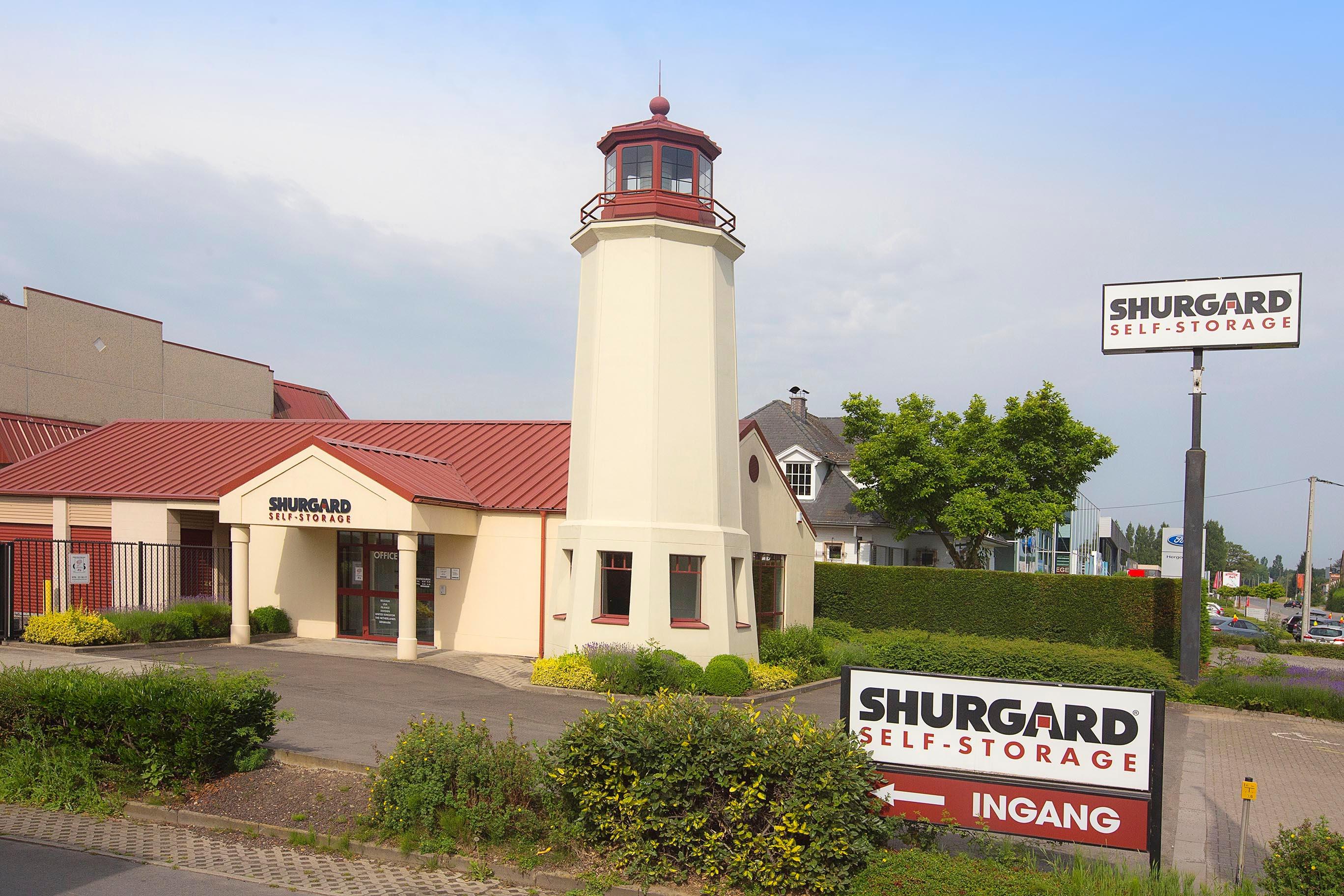 Shurgard Self-Storage Overijse