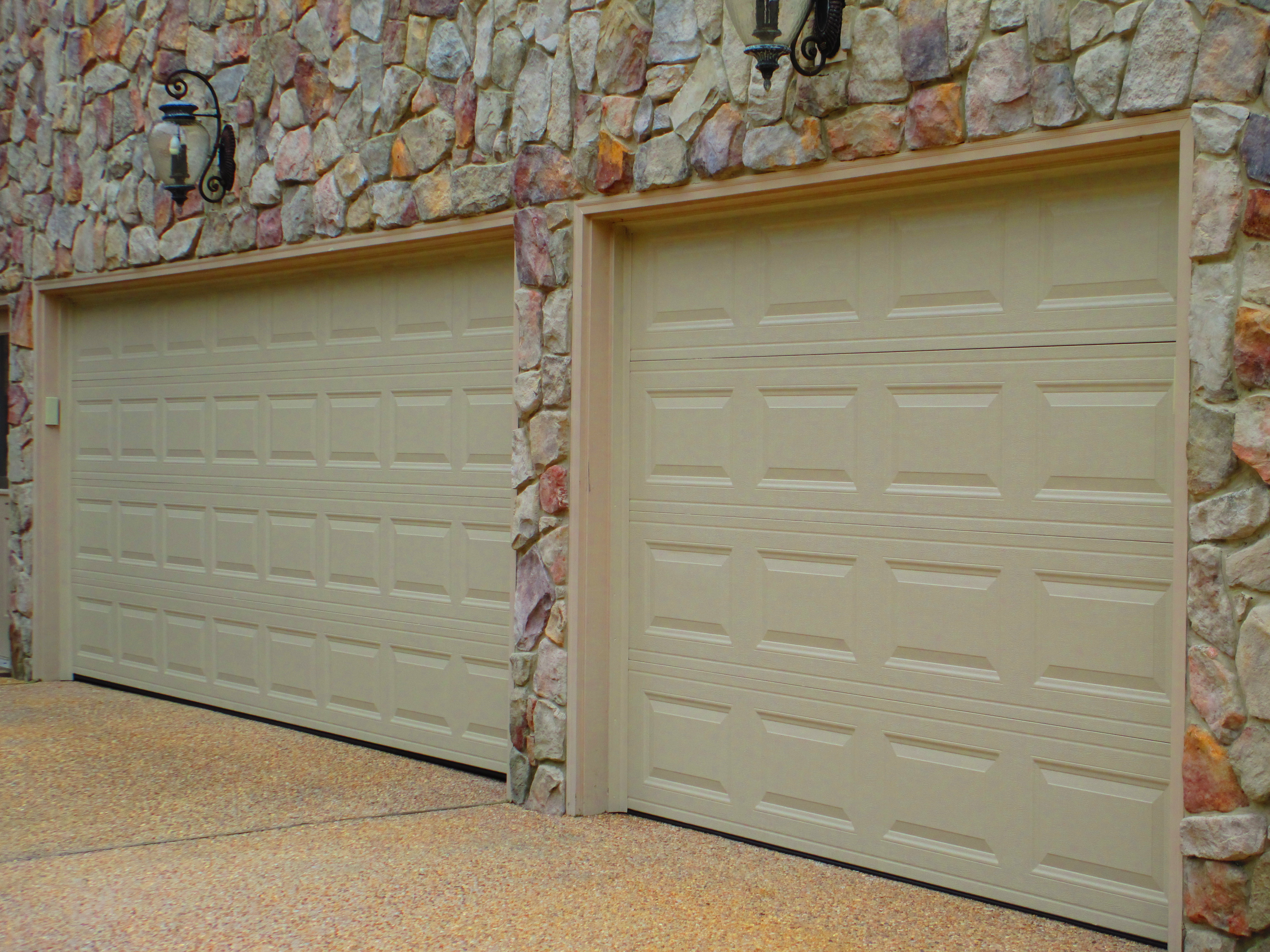 J s overhead garage door service virginia beach virginia for Highest r value garage door