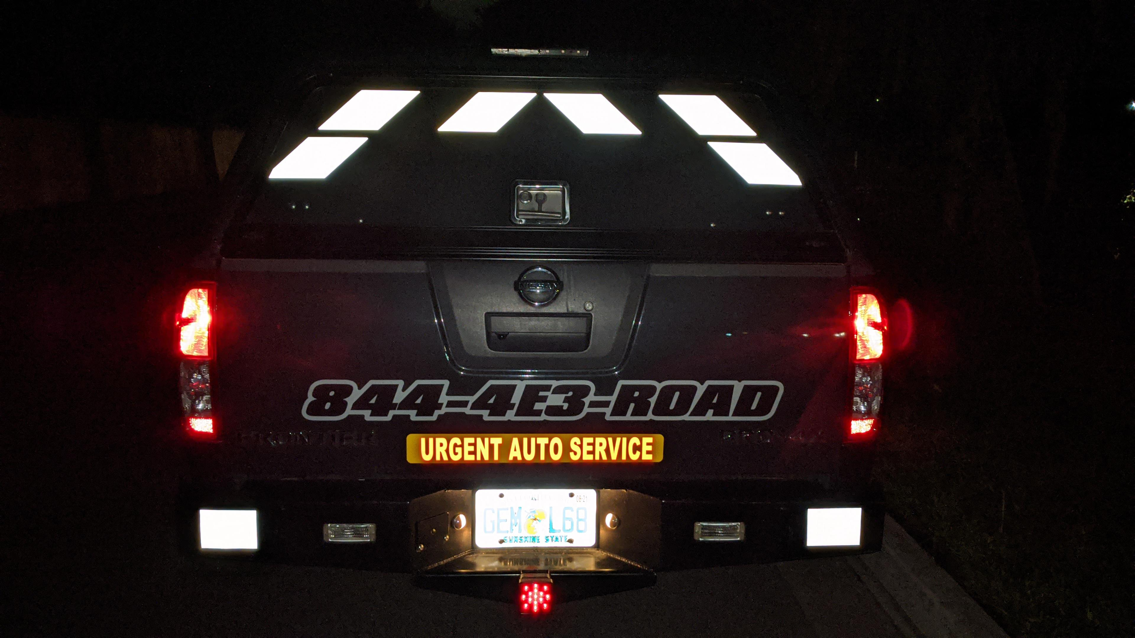 E3 Roadside Assistance Urgent Auto Service Jacksonville, FL