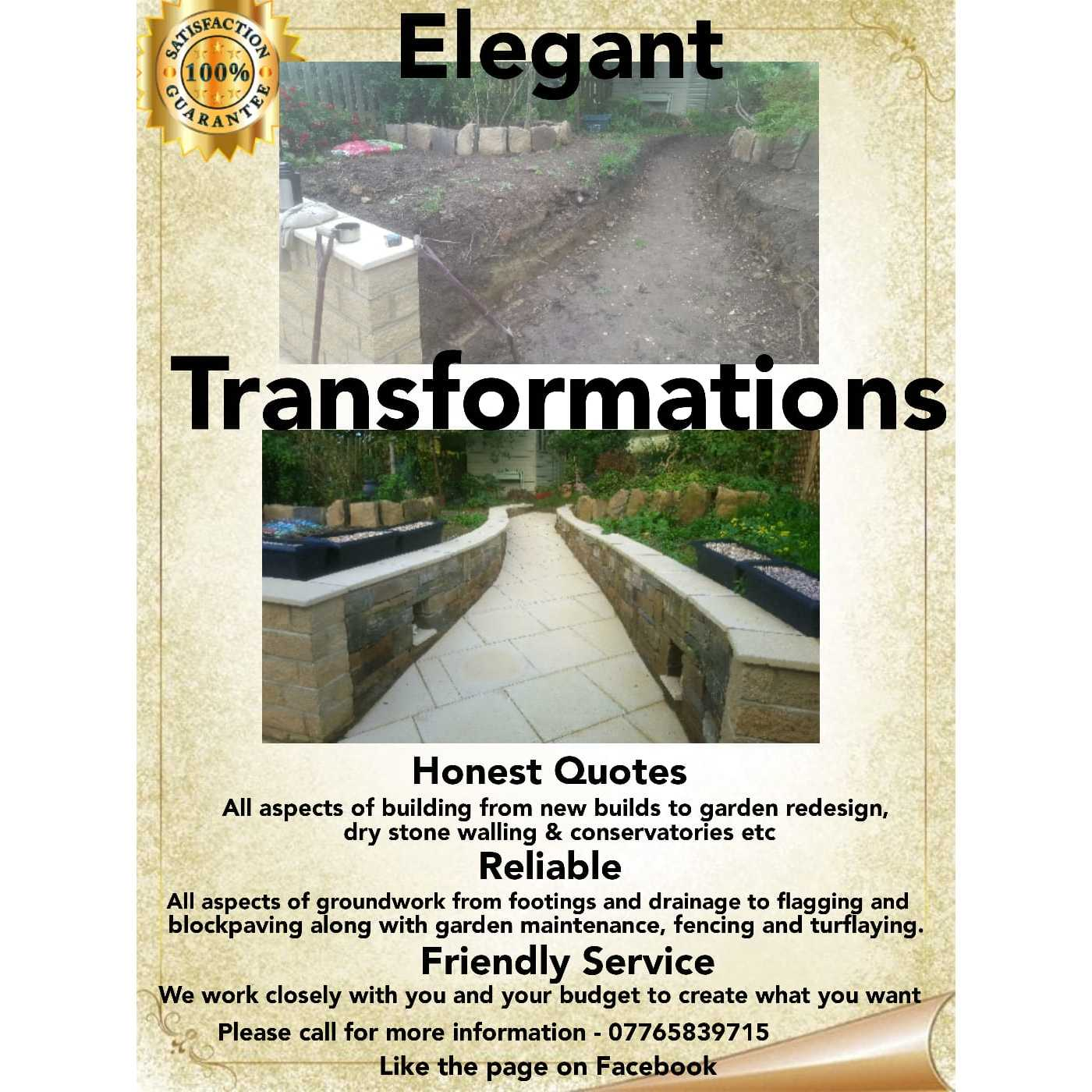 Elegant Transformations - Bradford, West Yorkshire BD13 2TA - 07765 839715 | ShowMeLocal.com
