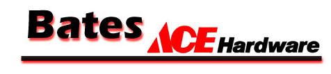 Bates Ace Hardware