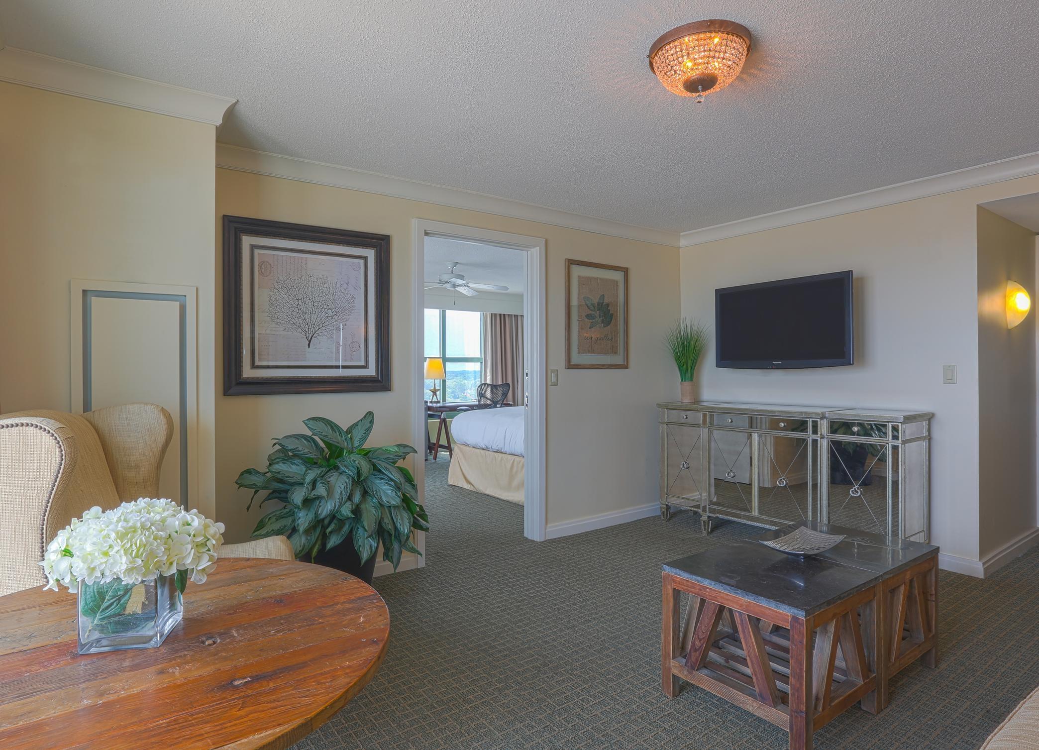Coastal Suite Living