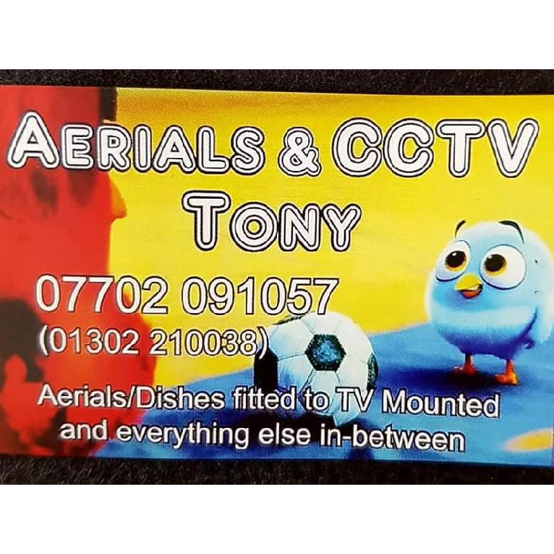 Aerials & CCTV Tony - Doncaster, South Yorkshire DN11 0FT - 07702 091057 | ShowMeLocal.com