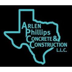 Arlen Phillips Concrete & Construction, L.L.C. Logo