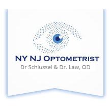 Drs Alan B. Schlussel and Christine Law, O.D