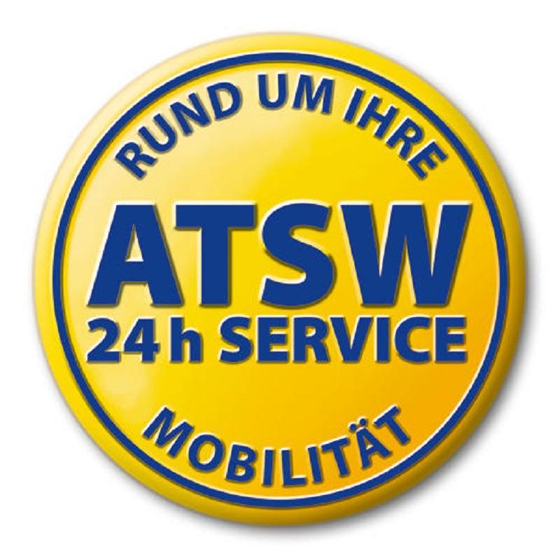 ATSW Franz Wuthe Top Service 8020 Logo
