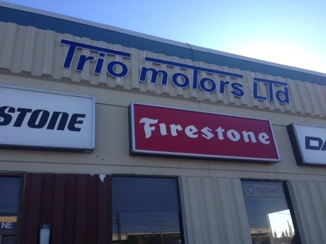 Trio Motors