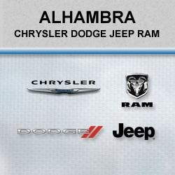 Alhambra Chrysler Dodge Jeep Ram