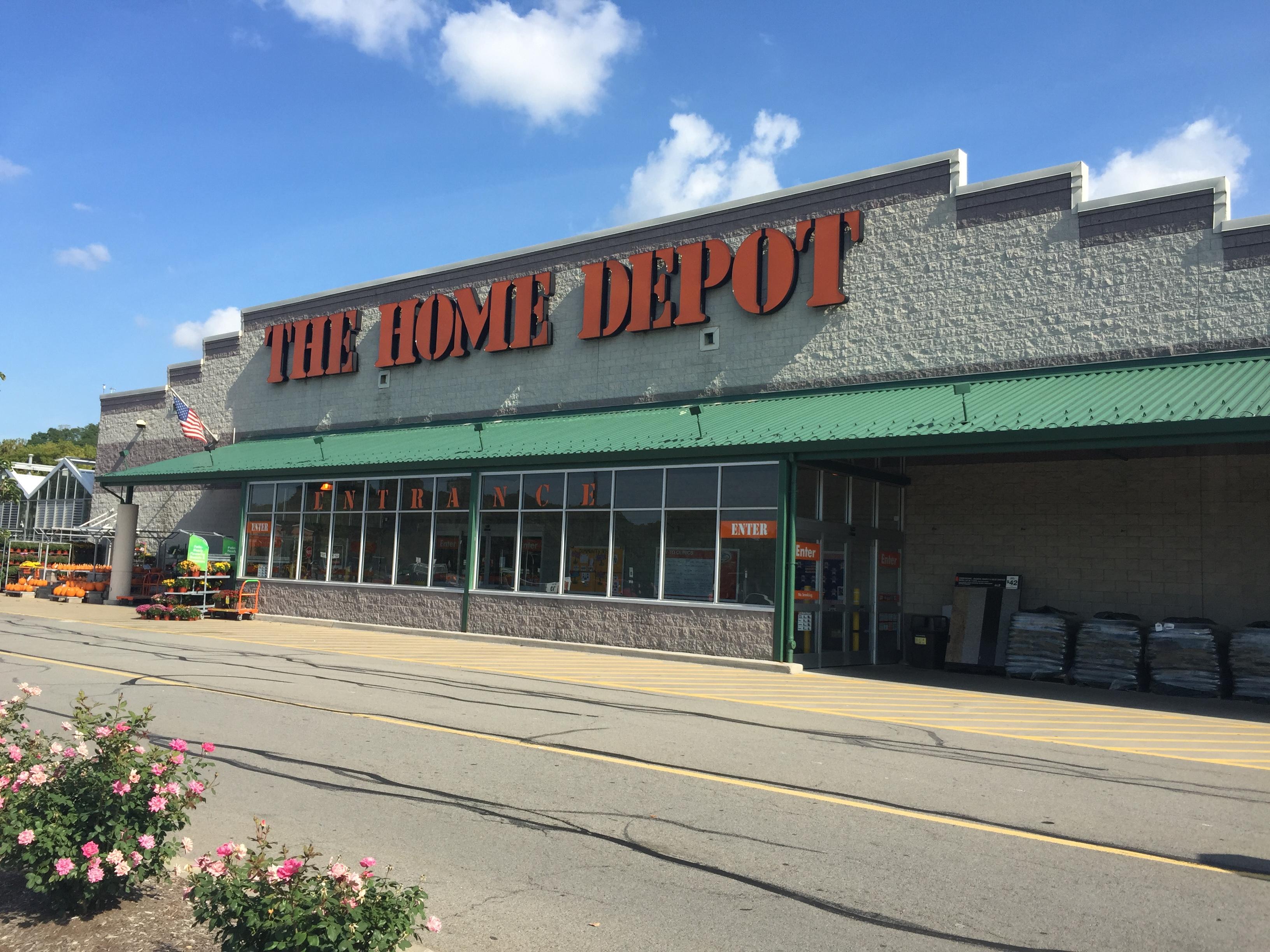 Home Depot Rochester Hours