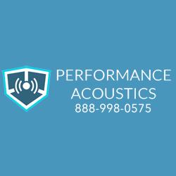 Performance Acoustics