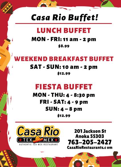 Casa Rio Tex Mex Restaurant