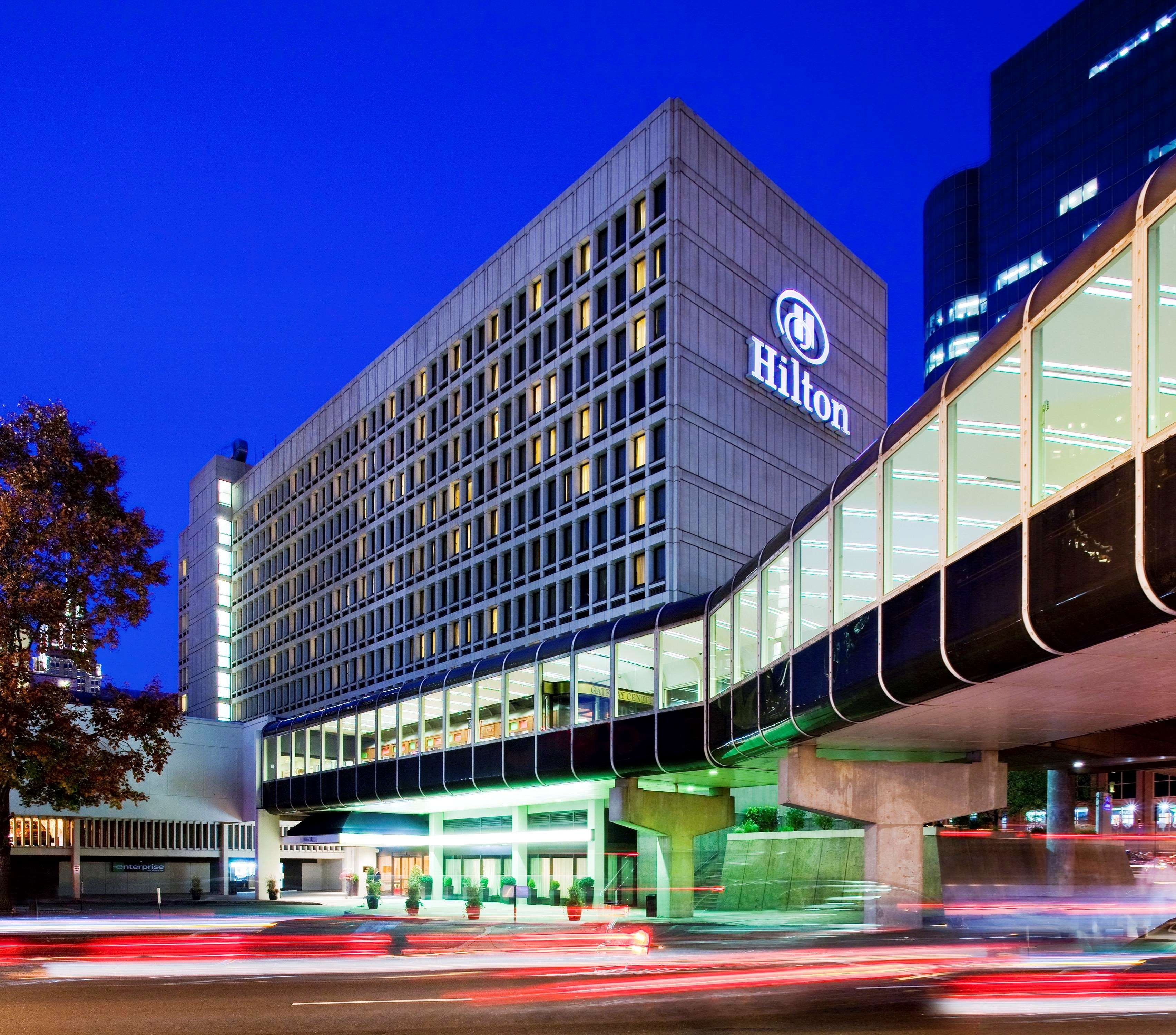 Hilton Newark Penn Station Newark New Jersey Nj