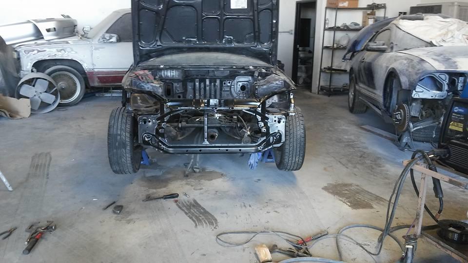 Xtreme Auto Body Hesperia California Ca