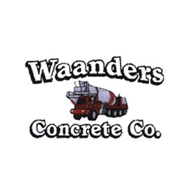 Waanders Concrete Co.