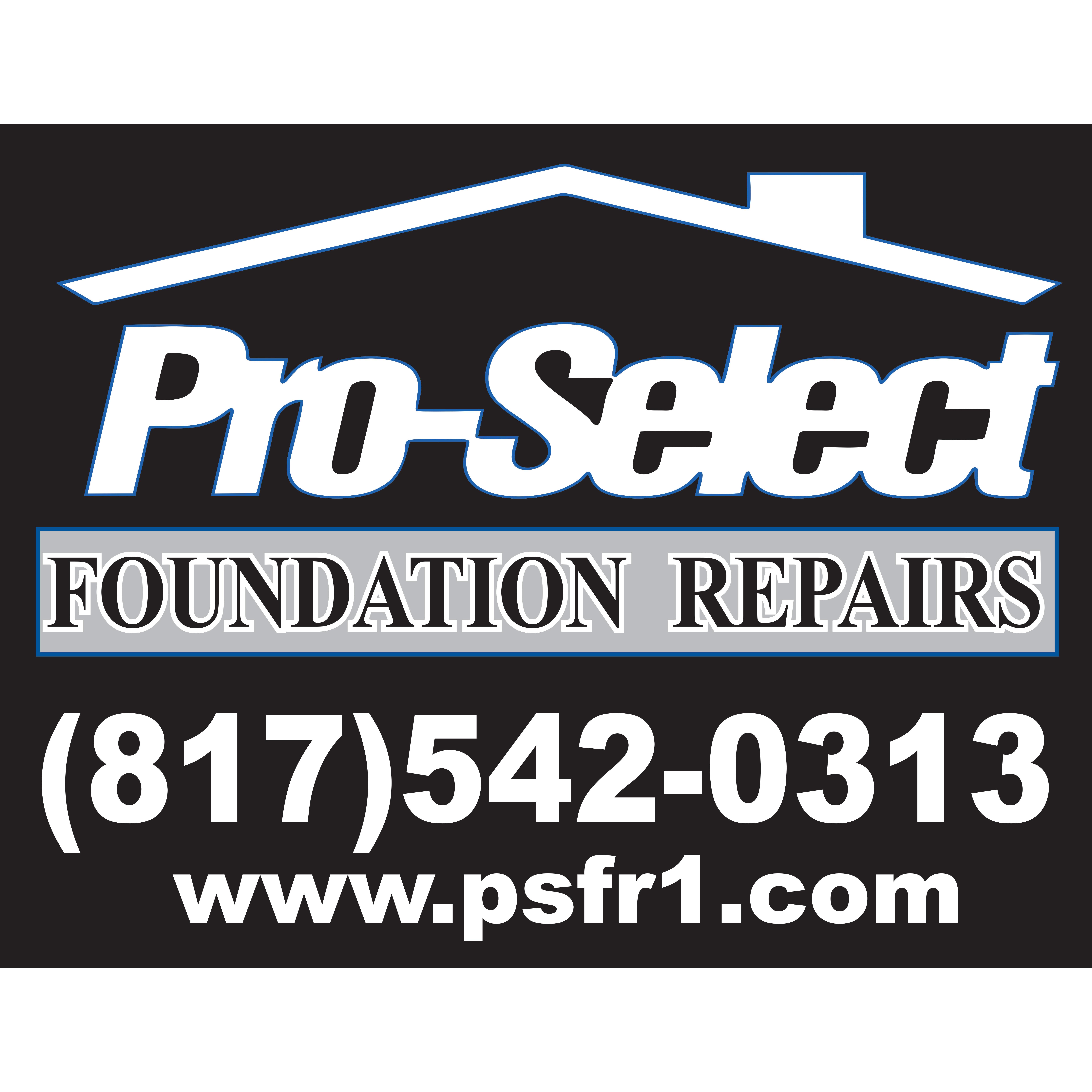 Pro-Select Foundation Repairs