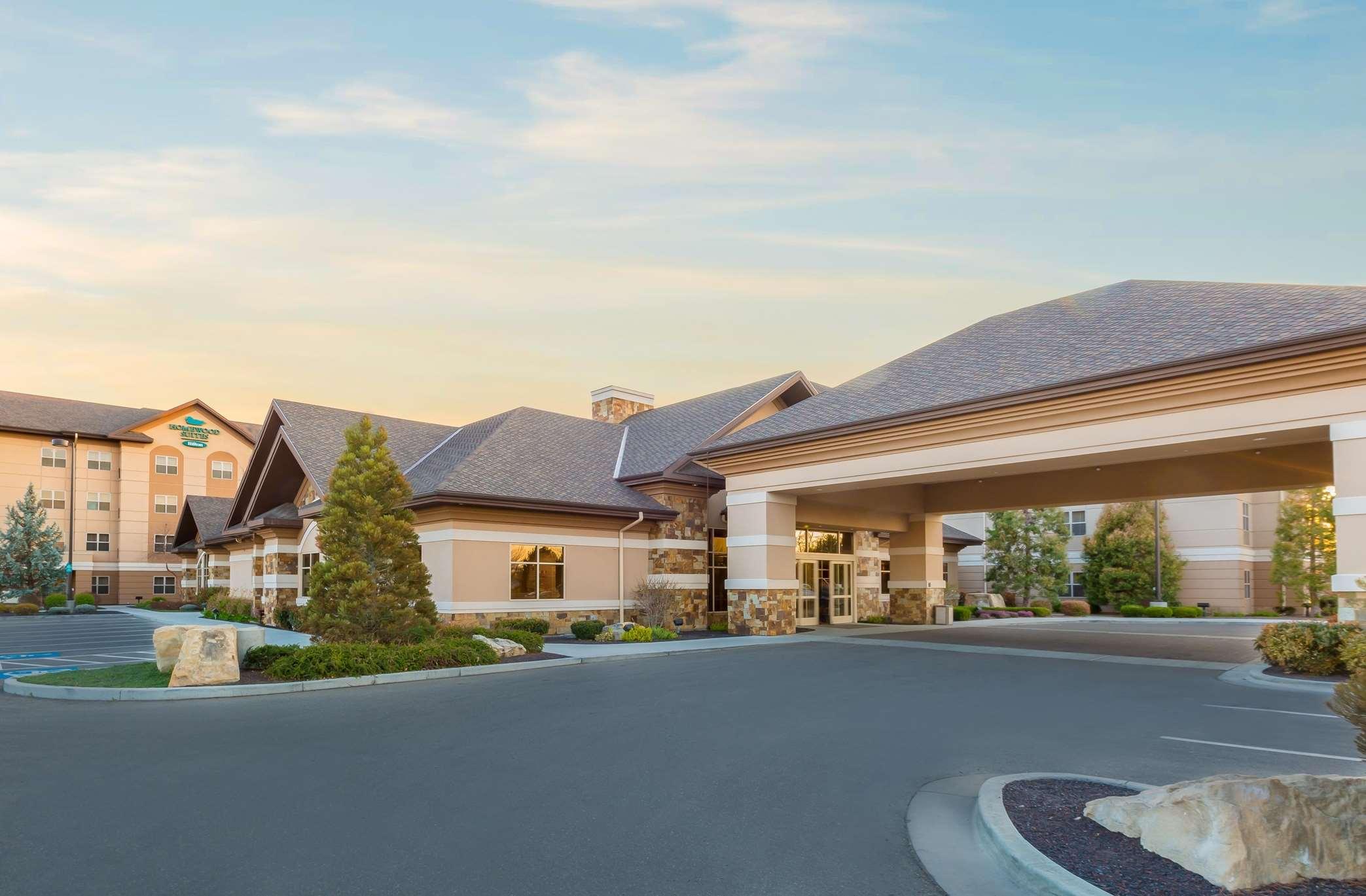 Homewood Suites By Hilton Boise Boise Idaho Id