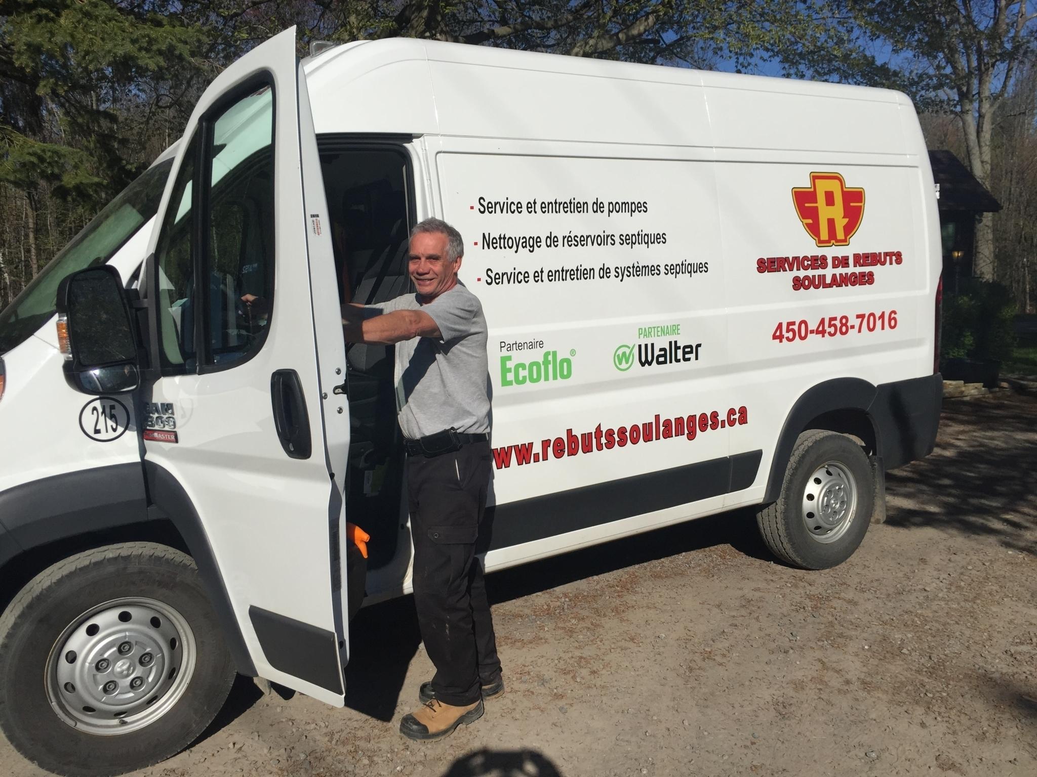 Services de Rebuts Soulanges à Vaudreuil-Doiron