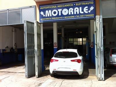 Autofficina Motorale Sas