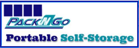 Pack N Go Portable Self - Storage