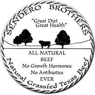 Sendero Brothers ALL-NATURAL, GRASS-FED, GRASS-FI