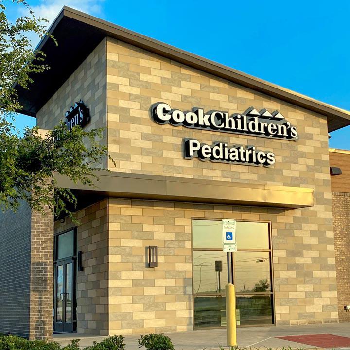 Cook Children's Pediatrics Collin County