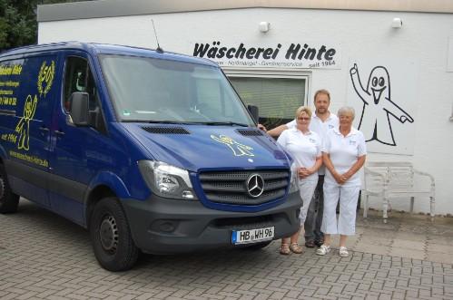 Wäscherei Johann & Gerd Hinte GbR