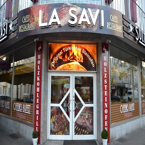 Bild zu La Savi Sultan Sofrasi I Steakhaus & Restaurant in Duisburg Hochfeld in Duisburg