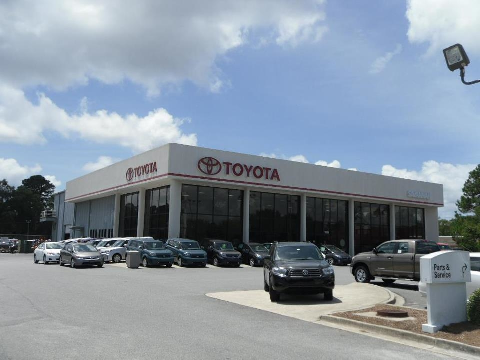 Savannah Toyota Savannah Georgia Ga