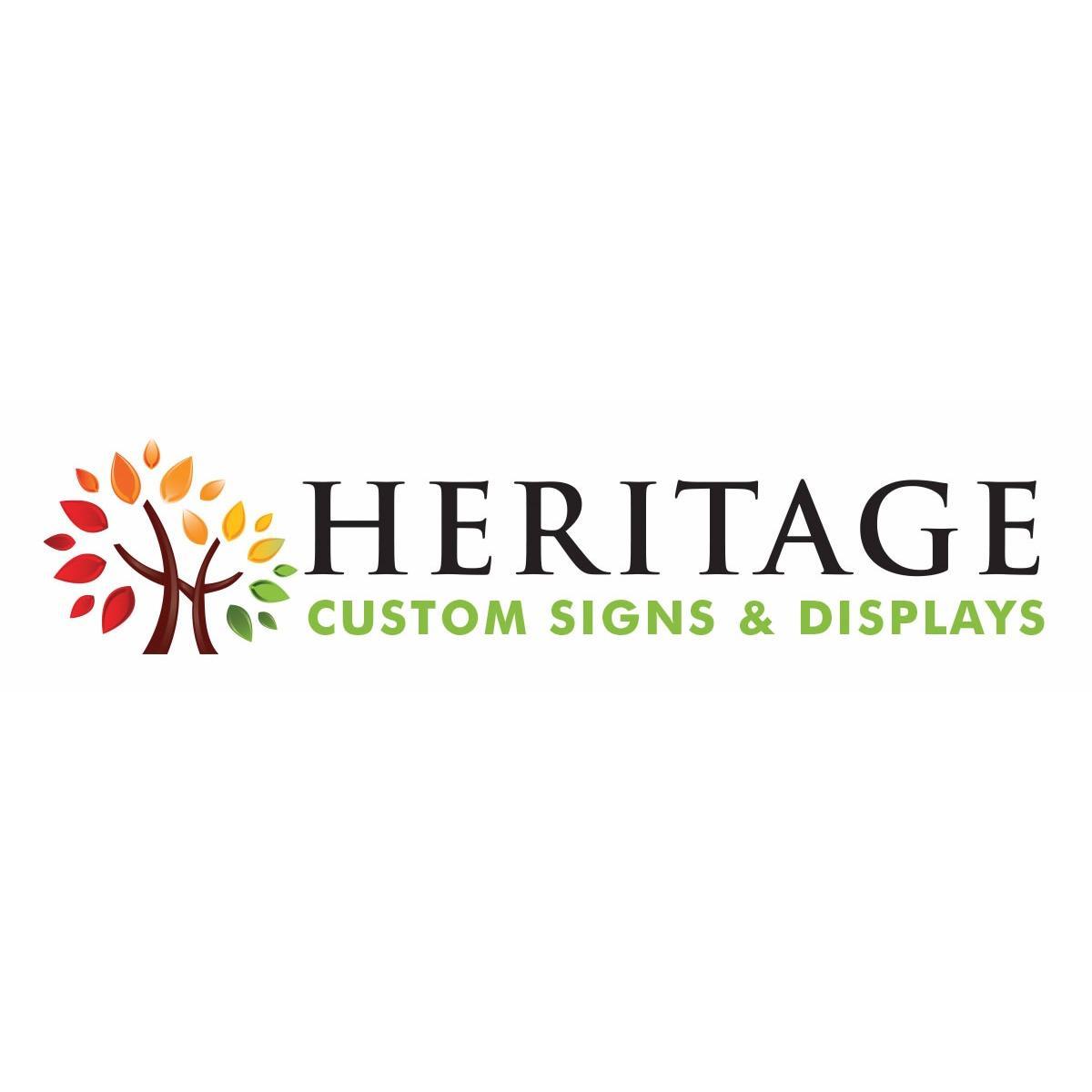 Heritage Custom Signs & Displays - Waldorf, MD 20601 - (301)843-1996   ShowMeLocal.com