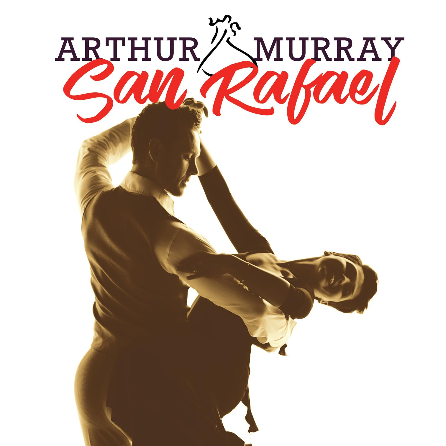 Walk in and dance out at Arthur Murray San Rafael.  No partner or experience necessary.  We can teach you all the popular dances from Salsa and Bachata, to the classics like Waltz and Tango.