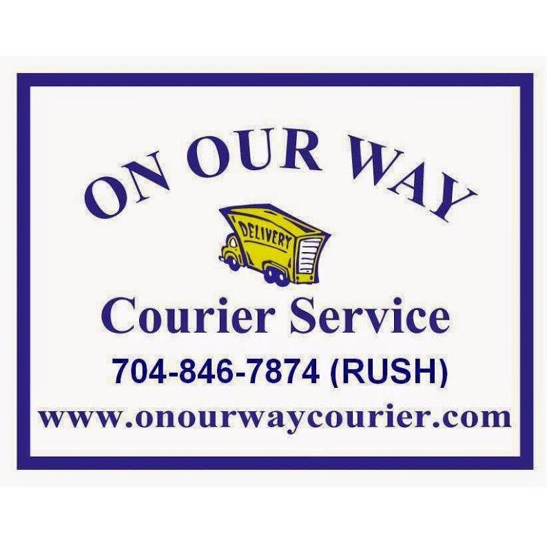 On Our Way Courier Service