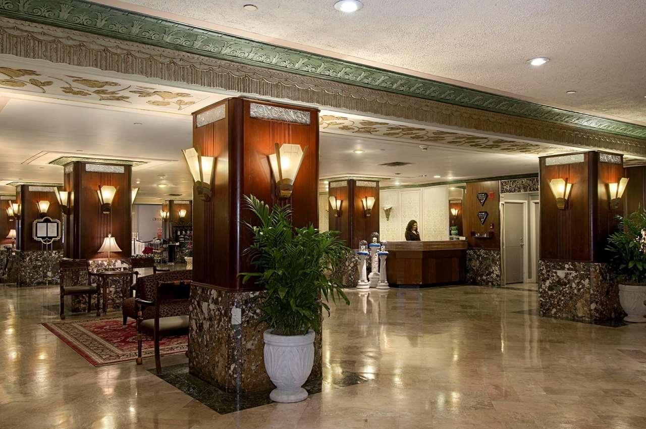 Hilton Cincinnati Netherland Plaza Cincinnati Ohio Oh