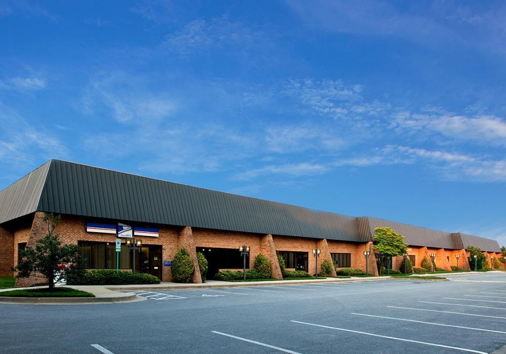 Merritt Properties - Dorsey Run Business Center 4