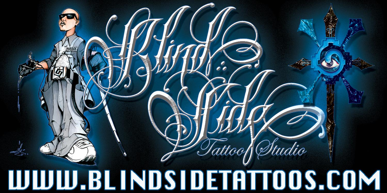 Blind Side Tattoo Studio 6th Street
