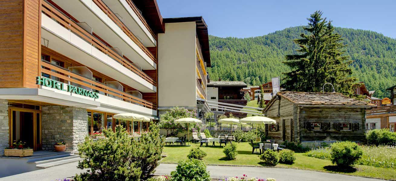 Hotel Parnass