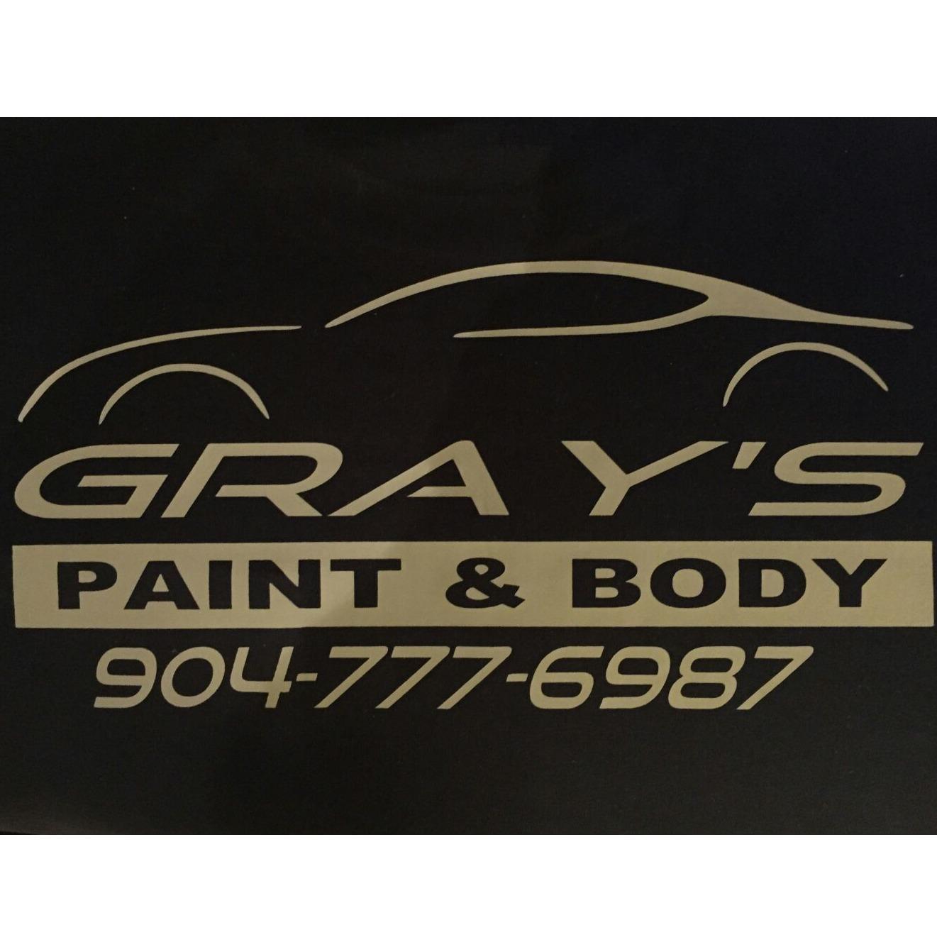 Grays Paint & Body