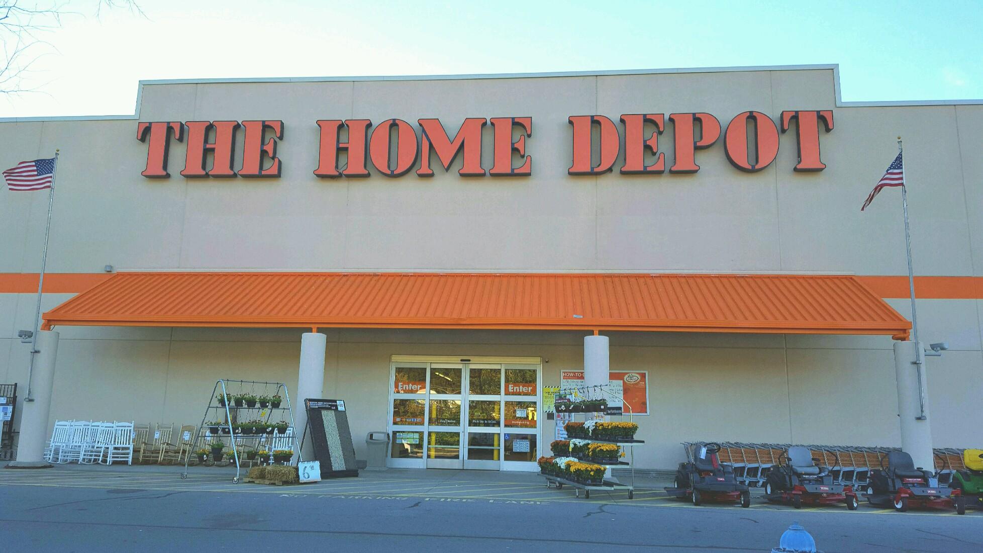 The Home Depot In Dalton Ga 30720