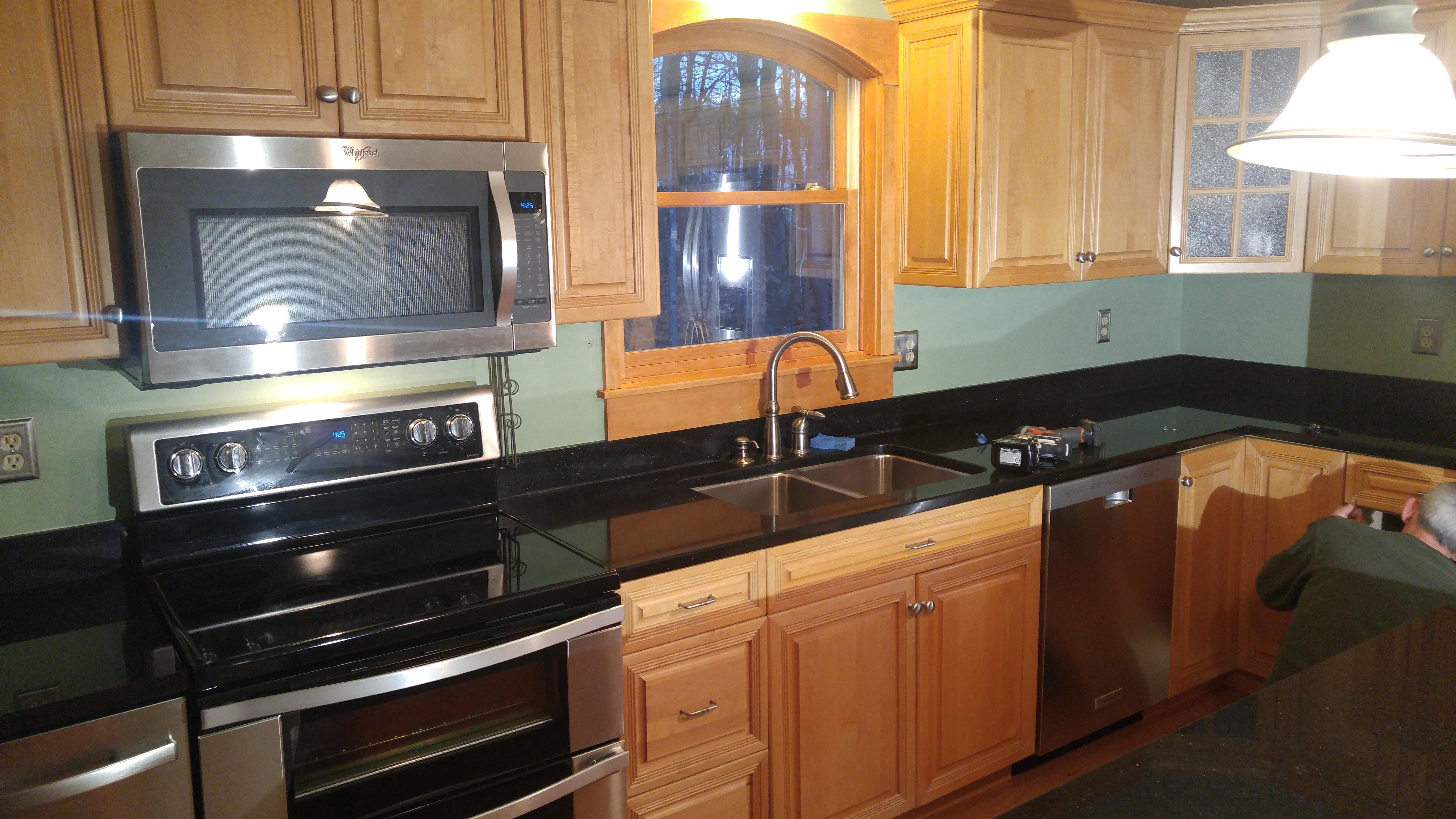 Kitchen Cabinets Near Portsmouth Nh