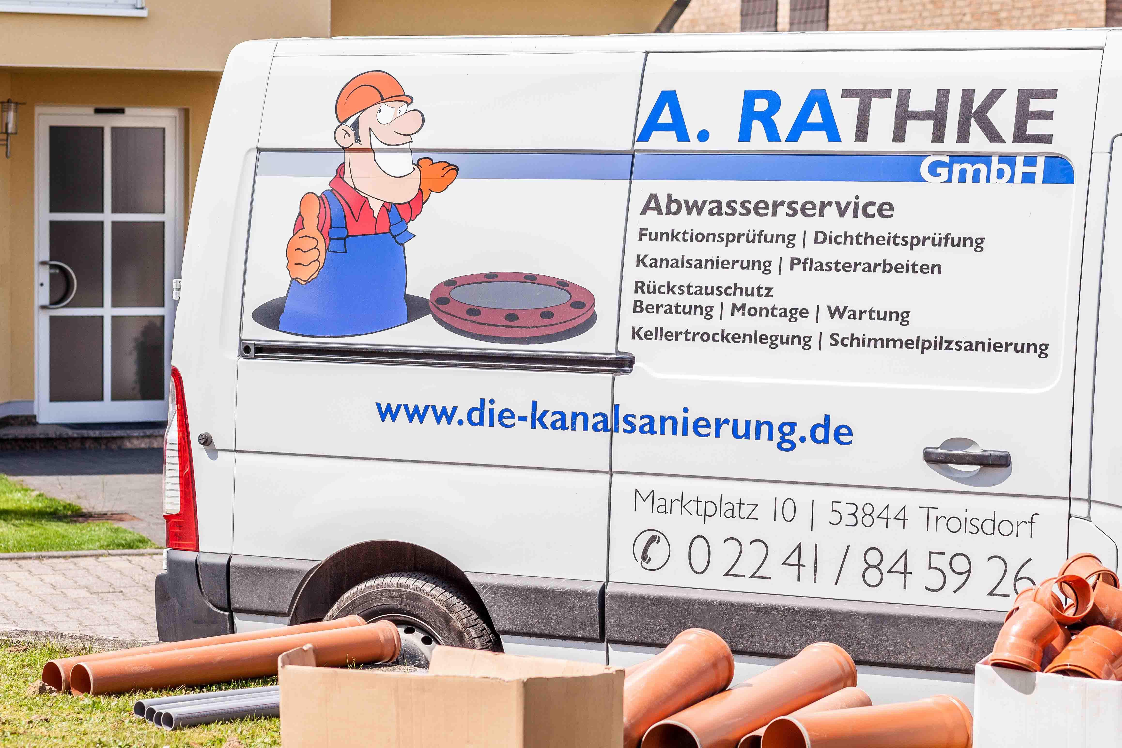 Rathke Kanalsanierung & Generalinspektion Köln Bonn