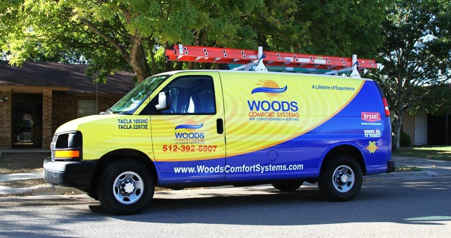 Woods Comfort Systems Coupons Near Me In San Marcos 8coupons