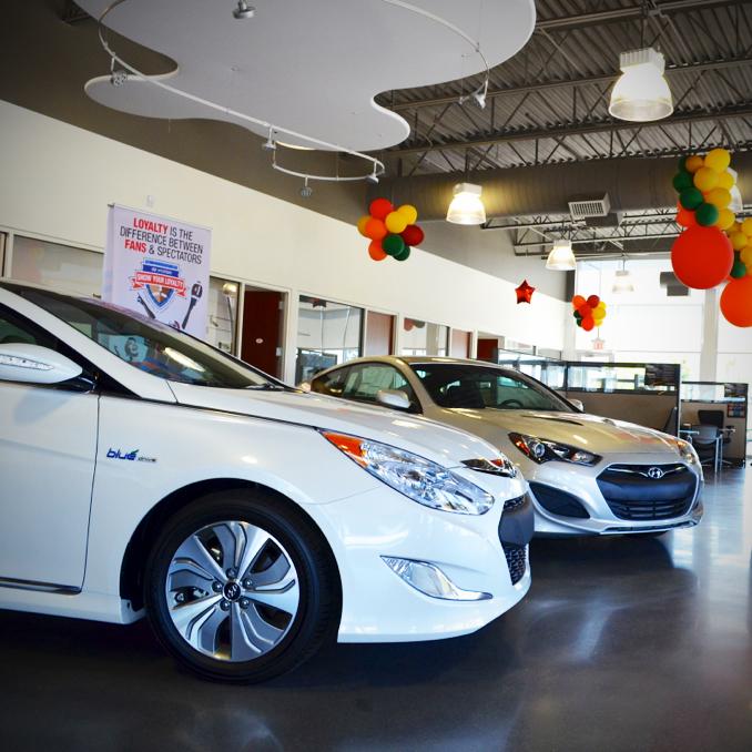 AutoNation Hyundai Mall of Georgia, Buford Georgia (GA ...