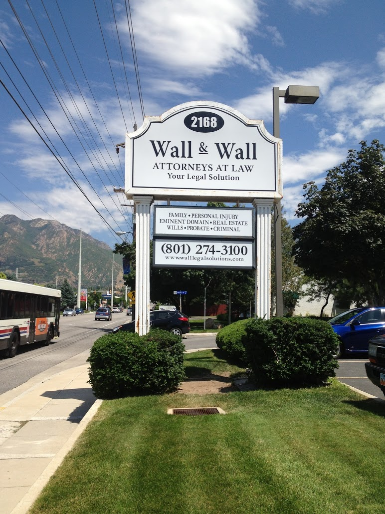 Wall & Wall Attorneys At Law PC - ad image