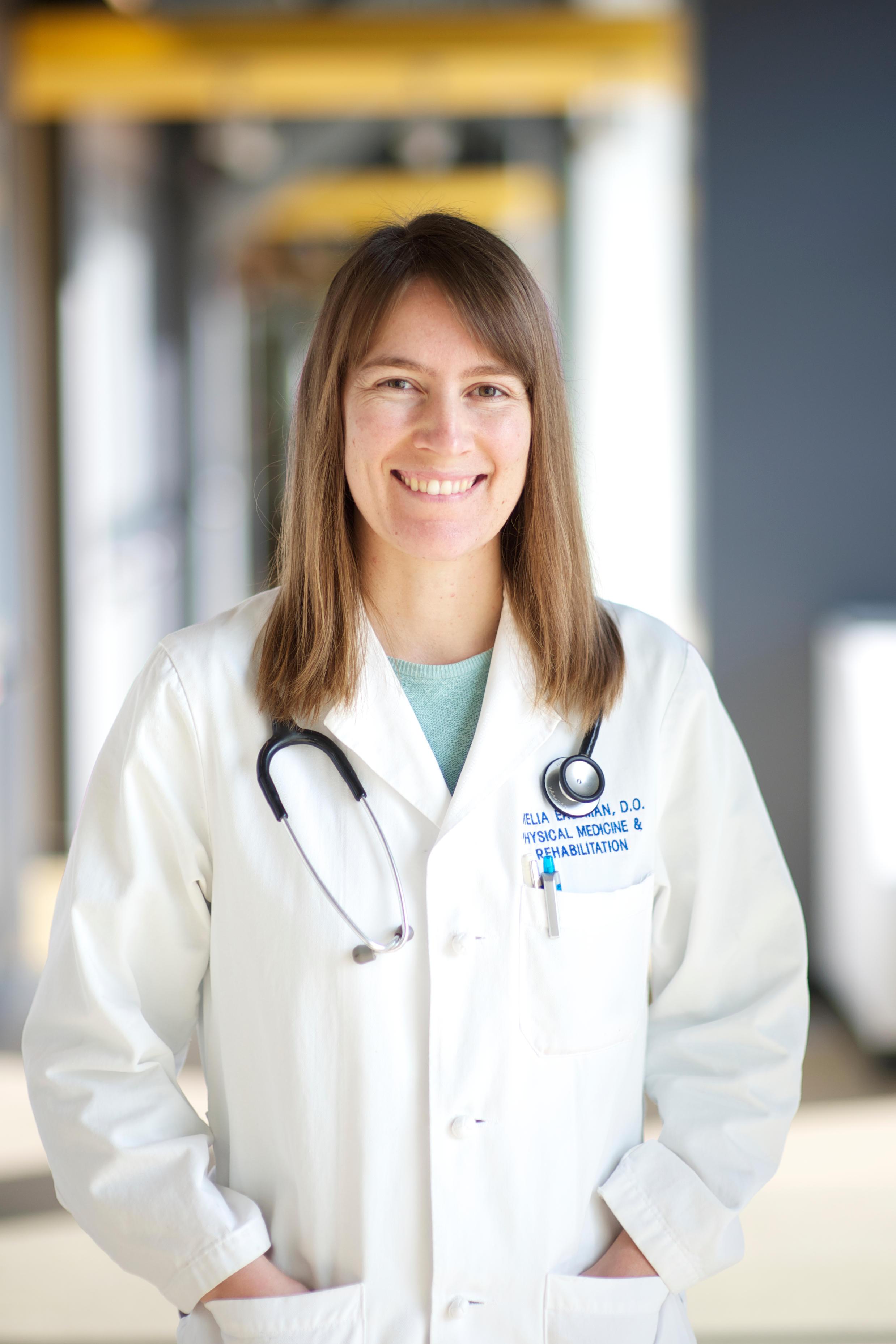 Amelia Eastman, DO Sports Medicine
