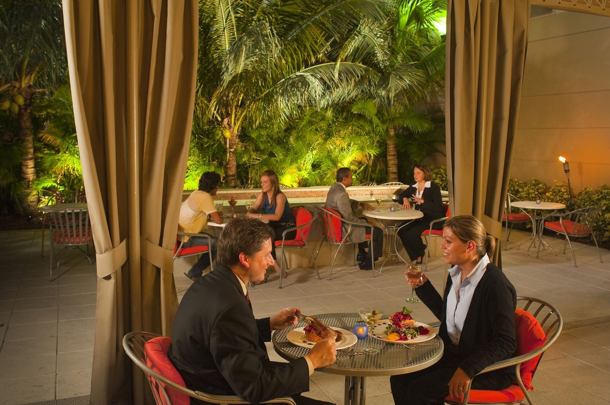 Restaurants Near Hilton West Palm Beach