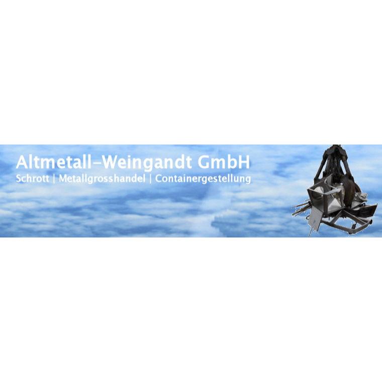 Bild zu Altmetall-Weingandt GmbH Schrott-Metalle-Containergestellung in Hamburg
