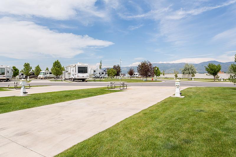 Pony Express Rv Resort North Salt Lake Utah Ut